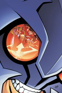 Young Justice #15 cover art