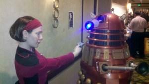 Hal vs Dalek