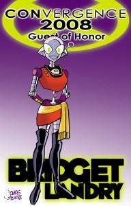 #CVG2008 - Bridget Mirror