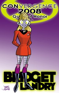 #CVG2008 - Bridget Rand