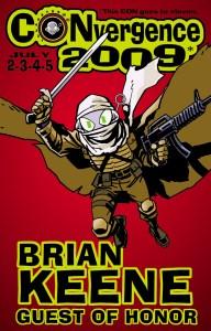 #CVG2009 - Brian Keene