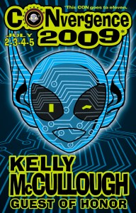 #CVG2009 - Kelly McCullough