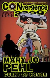 #CVG2009 - Mary Jo Pehl