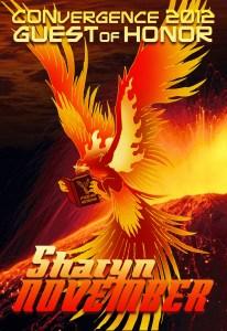 #CVG2012 - Sharyn November
