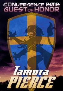#CVG2012 - Tamora Pierce