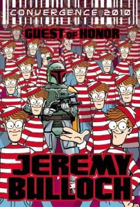 #CVG2010 - Jeremy Bulloch