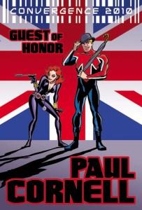 #CVG2010 - Paul Cornell