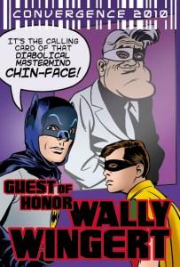 #CVG2010 - Wally Wingert