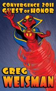 #CVG2011 - Greg Weisman