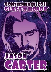 #CVG2011 - Jason Carter