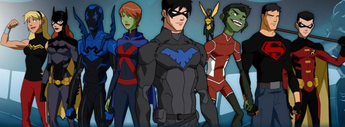 Young Justice Teaser Video