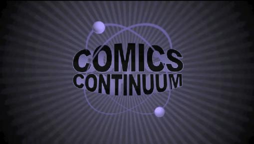 Comics Continuum logo