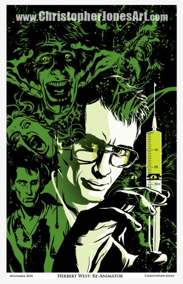 Herbert West: Re-Animator