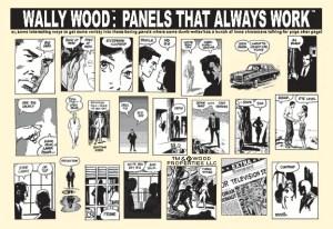 wally wood panels Poster PR