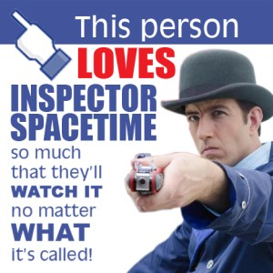 This Person Loves Inspector Spacetime