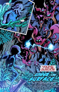 Young Justice #14-15