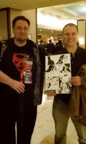 Gally1 2013 - Me and Greg c