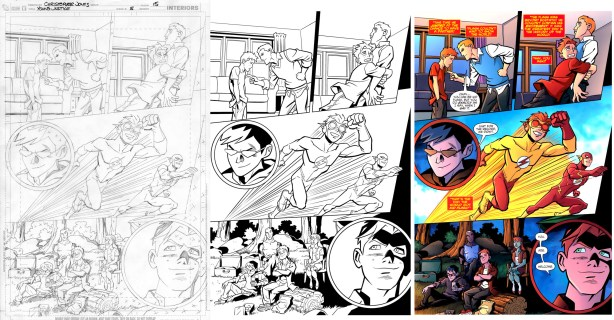 YJ #5 pencils-inks-colors pg 15 prev