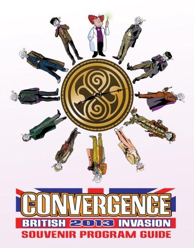CVG 2013 Souvenir Book Cover prev