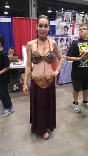 CCE13 SUN - Slave Leia