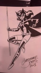 CCE13 Sketch - Huntress