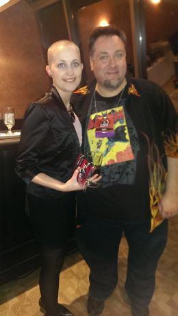 Sam, Hal-Con lead comics guest PA