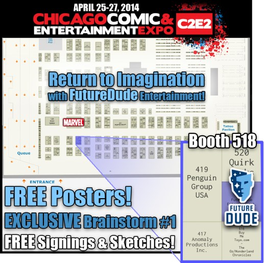 C2E2 FutureDude Map v1