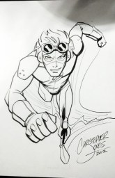 NYCC 2012 Kid Flash