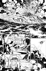 Parallel Man #04 inks 10 prev