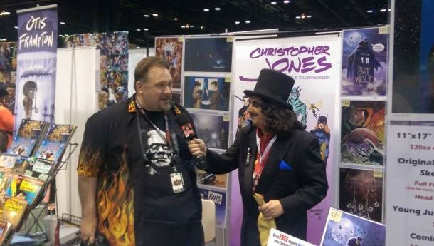 Svengoolie and me at C2E2 2015