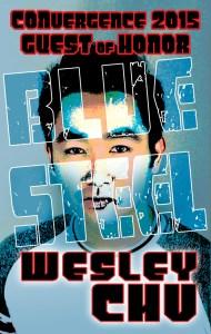CVG 2015 GoH Badge prev - Wesley Chu