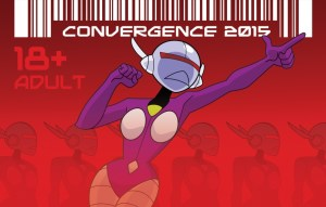 CVG 2015 Reg Badge - 18 LAYERS