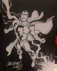 1 Character - Captain Marvel