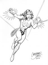 1 Character - Wonder Woman