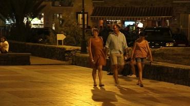Abendspaziergang in La Playa de la Calera