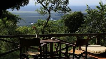 Früher Morgen in der Masai Mara