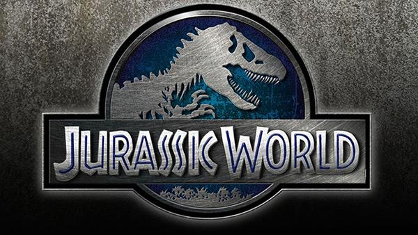 Titel-Logo zum Kinofilm Jurassic World