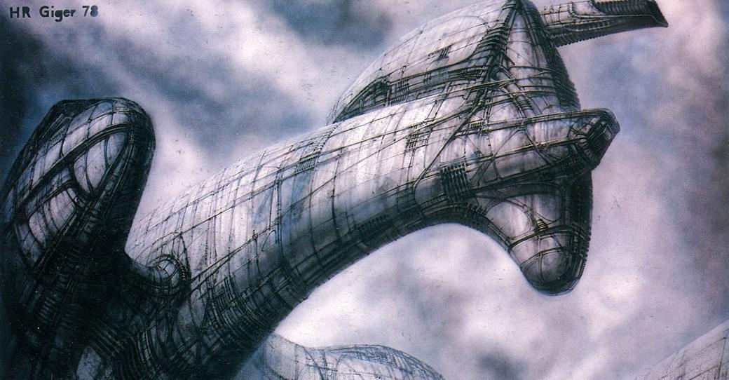 Design H. R. Giger