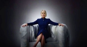 Robin Wright als Claire Underwood in der TV-Serie House of Cards
