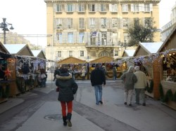 Marseille Christmas Market