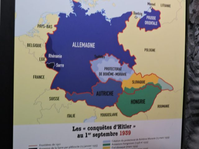 Hitler Conquests