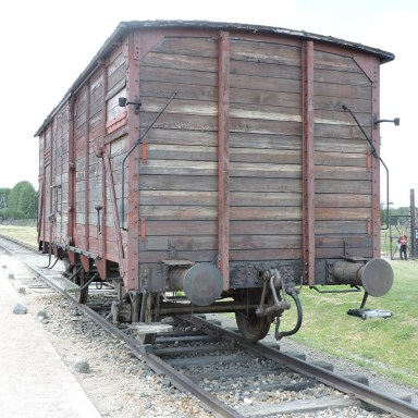 Original Rail Wagon