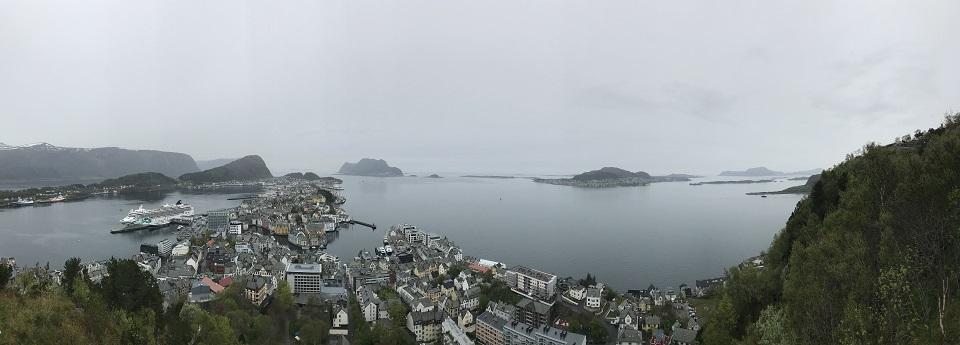 Ålesund, Sunmøre, Møre og Romsdal, Norge