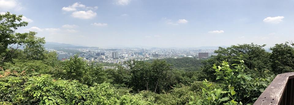서울 시티 스카이 라인, 서울, 한국