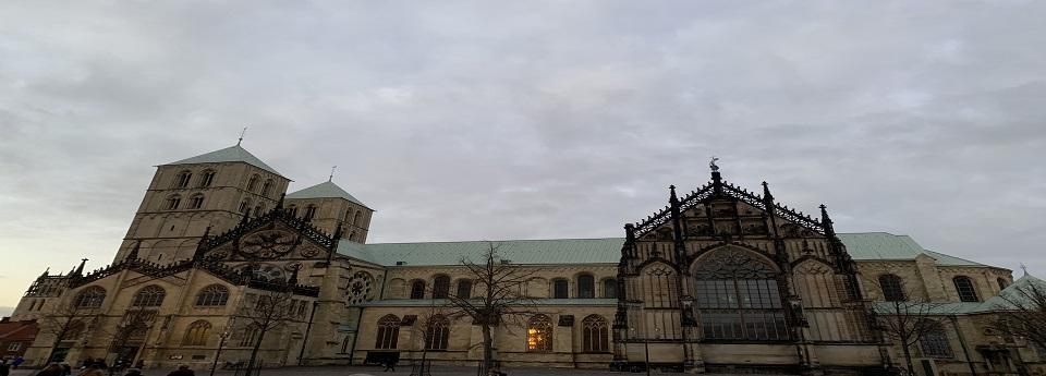 St.-Paulus-Dom, Münster, Nordrhein-Westfalen, Deutschland