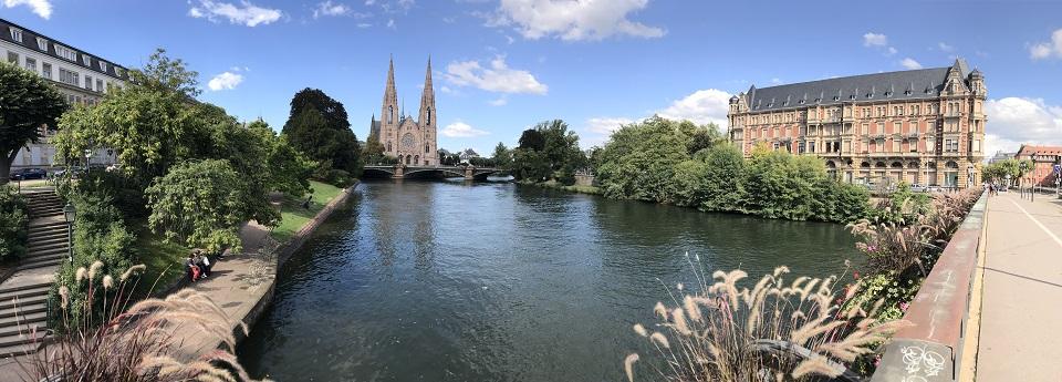 Église réformée Saint-Paul, Strasbourg, Grand Est, France