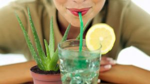 do you drink aloe vera