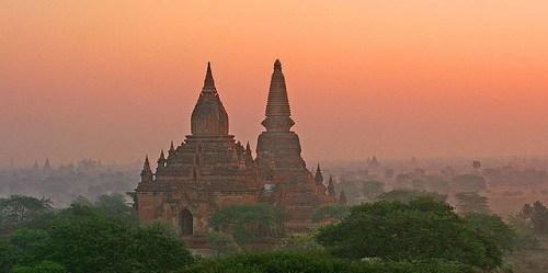 Pertumbuhan ekonomi yang lambat di Myanmar telah memberikan kontribusi besar terhadap pelestarian hutan. Jean-Marie Hullot
