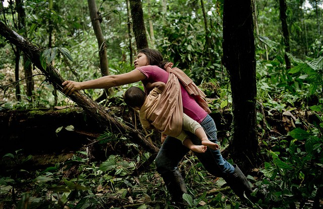 """Forest women take pride in their productive work, and they struggle with their desire to better look after their children – what we call """"work-life balance""""."""