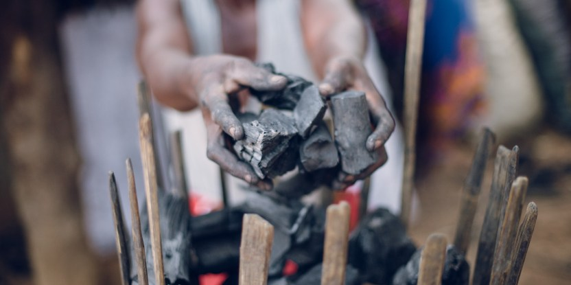 In Zambia, 90 percent of the population use charcoal for energy, creating a lucrative business venture and a major source of livelihoods.